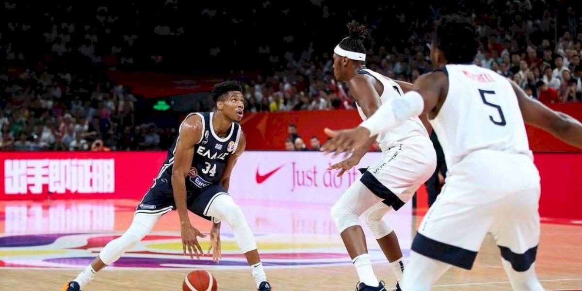 Estados Unidos, Australia y Francia avanzaron a cuartos de final del mundial de básquetbol de China 2019