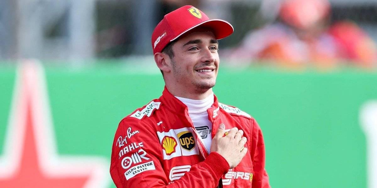 Ferrari quiere 'amarrar' a Charles Leclerc: ¡le triplicaría el sueldo!