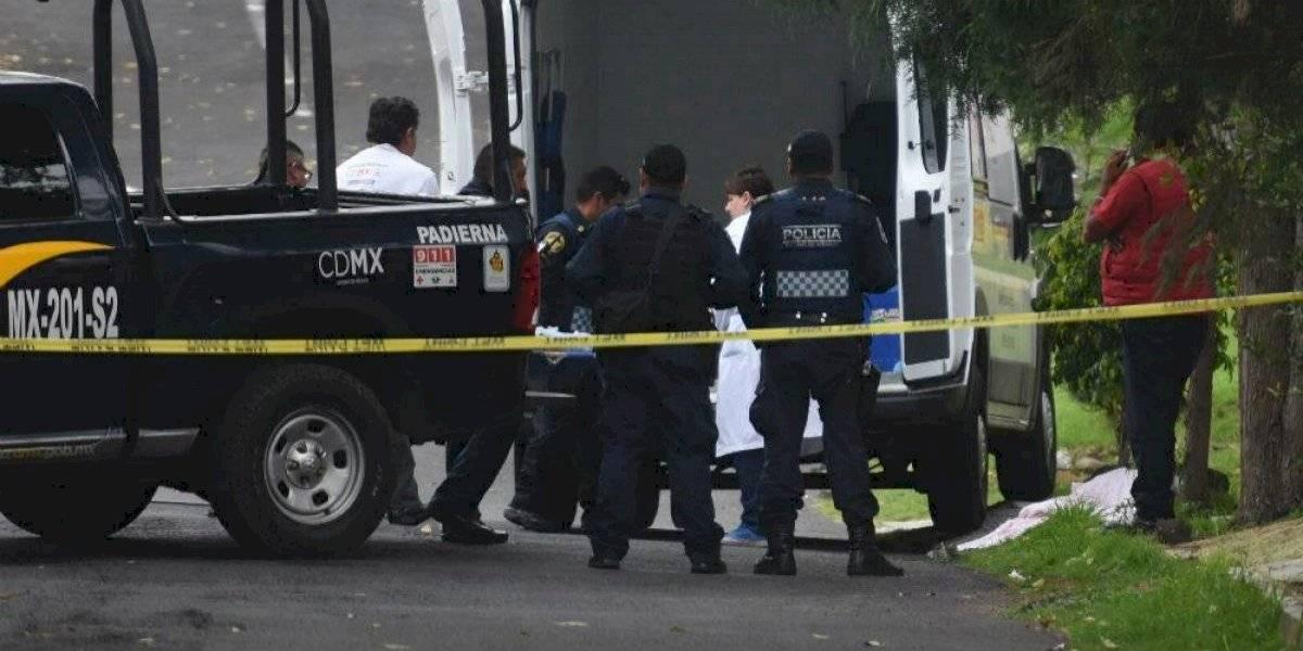 Investigan homicidio de hombre en restaurante de la Miguel Hidalgo