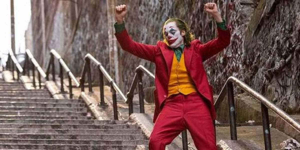 The Joker de Joaquin Phoenix se lleva su primer premio