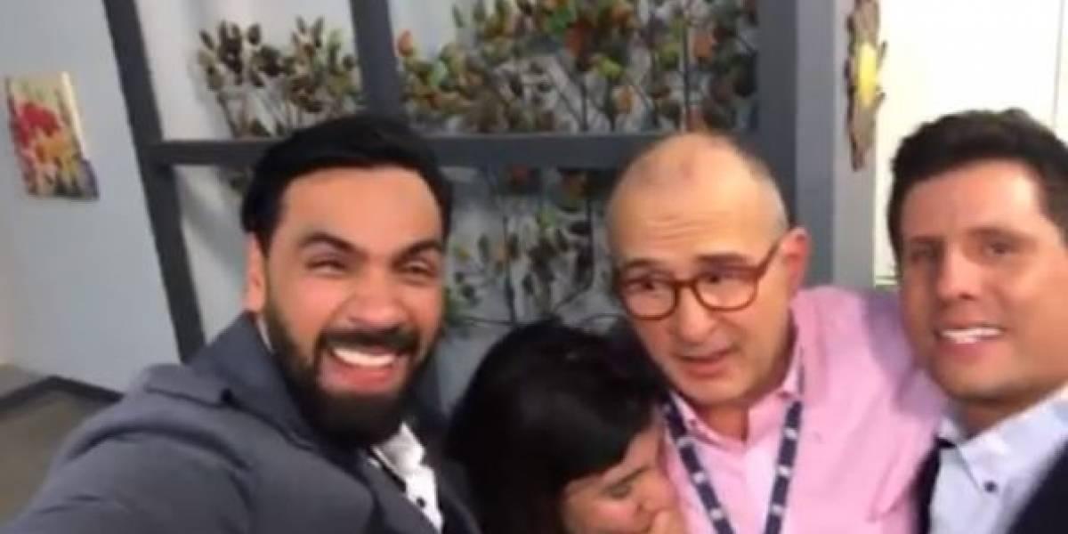 Video de Jota Mario pidiendo que no lloren en el último día de 'Muy Buenos Días' enternece las redes