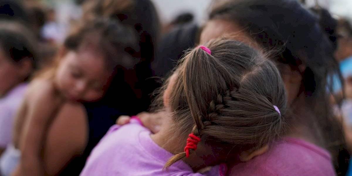Le dieron medicamentos para detener las contracciones: EEUU obliga a esperar en México a salvadoreña embarazada de ocho meses y medio que solicitaba asilo
