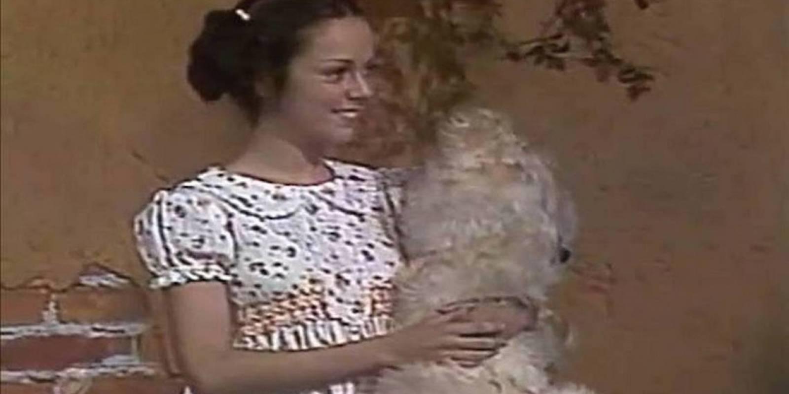 Ana Lilian De La Macorra esta es 'patty' la niña más bonita de la vecindad del chavo