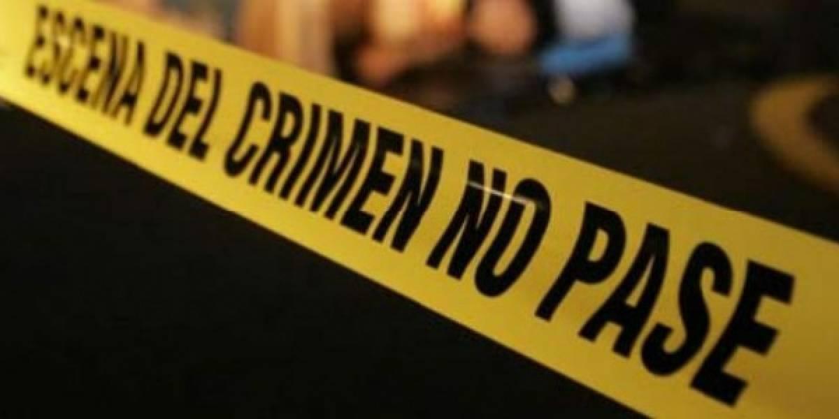 Localizan cadáver de mujer envuelto en sábanas en zona 18