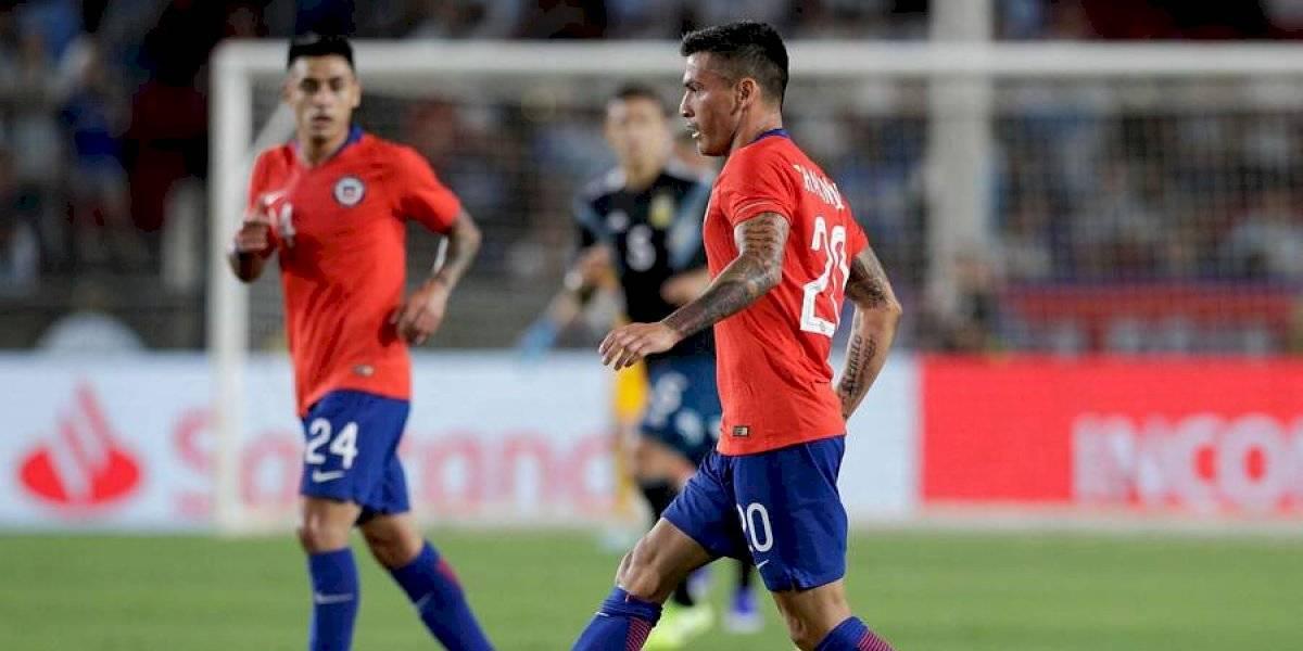"""Volante de Honduras elogia a Chile: """"Son una potencia y esperamos jugarle de igual a igual"""""""