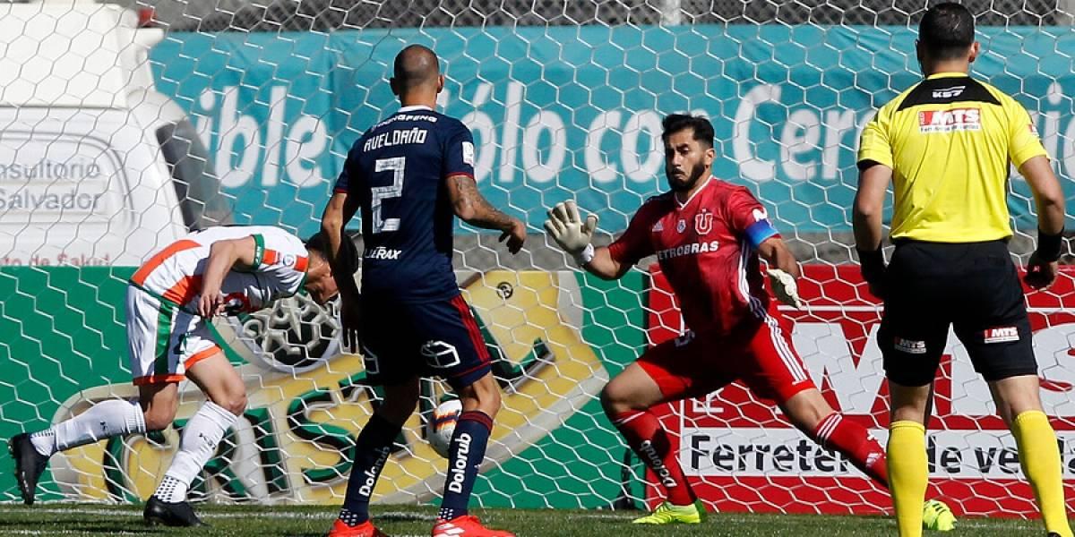 Así vivimos la victoria de Cobresal sobre Universidad de Chile en los cuartos de final de Copa Chile
