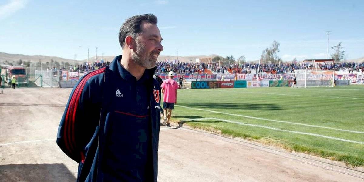 """Hernán Caputto y la derrota ante Cobresal: """"El tercer gol estaba en offside y me preocupa un poco"""""""