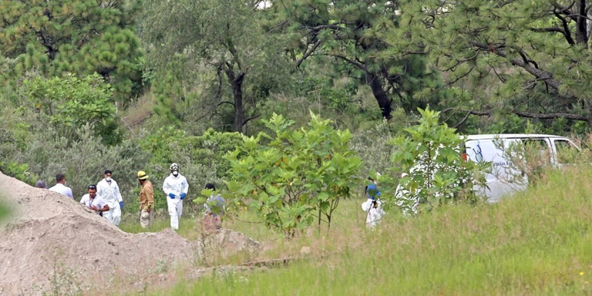 Suman 75 bolsas con restos humanos halladas en pozo de Zapopan