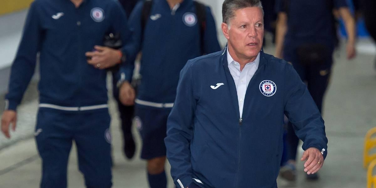 Ricardo Peláez podría regresar a su cargo en Cruz Azul