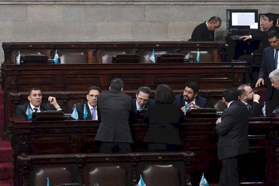 Congreso conoce estado de sitio. Foto: Omar Solís