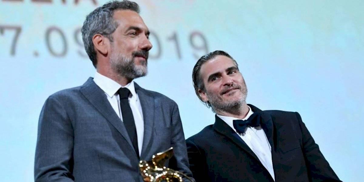 "León de Oro de Venecia para ""Joker"" del estadounidense Todd Phillips"
