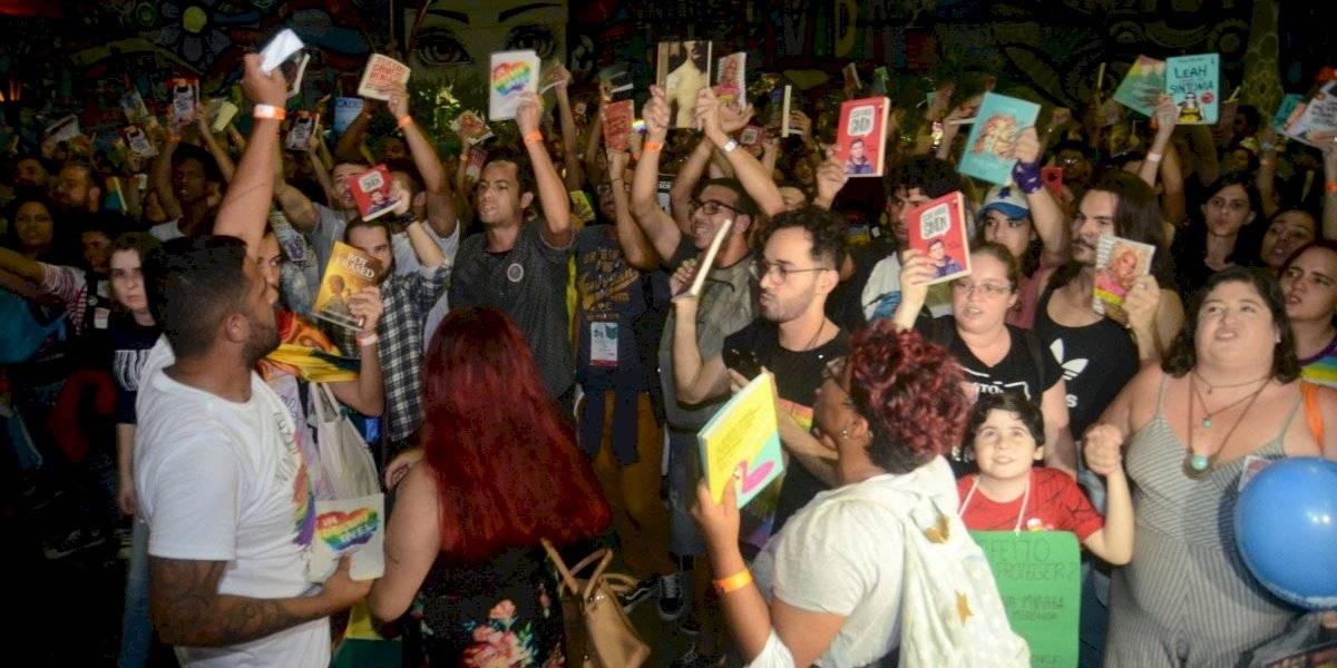 Defensoria Pública entra com liminar contra apreensão de obras na Bienal do Livro no Rio