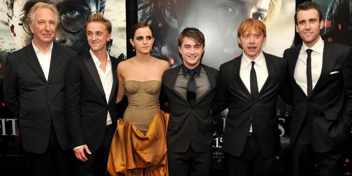 'Harry Potter': se viene una nueva parte de la saga con el elenco original