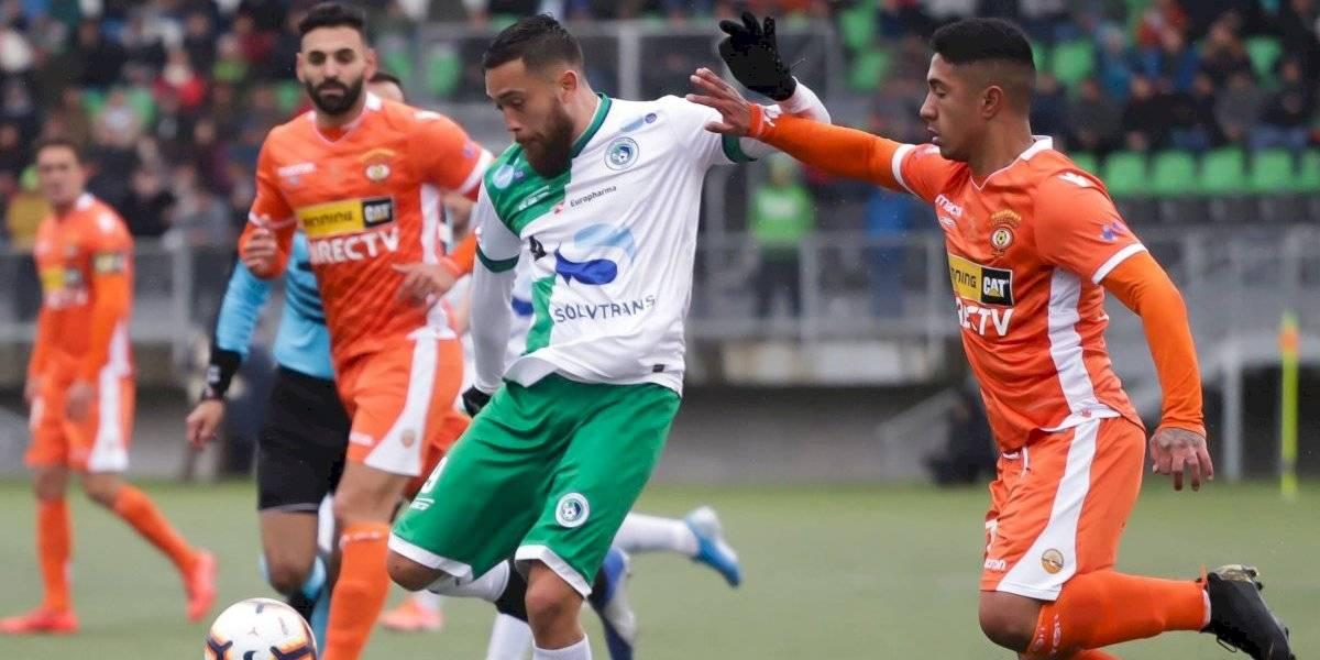 Cobreloa rescata un empate ante Puerto Montt y vuelve la cima de la Primera B