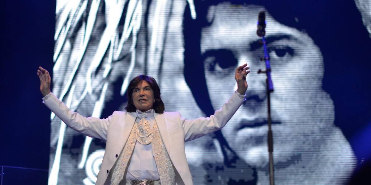 A los 72 años falleció el cantante español Camilo Sesto