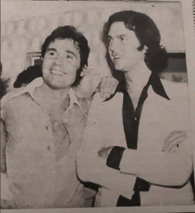Camilo Sesto y Raphael