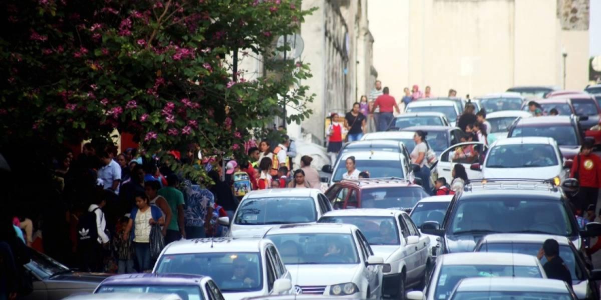 Hasta 94 mmdp pierden al año los mexicanos por tráfico