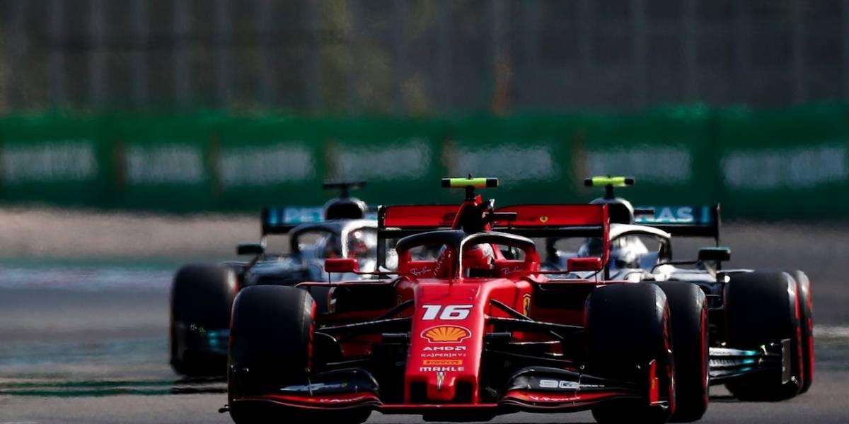 Gran Premio de Italia: Leclerc, la esperanza de Ferrari para terminar con Mercedes