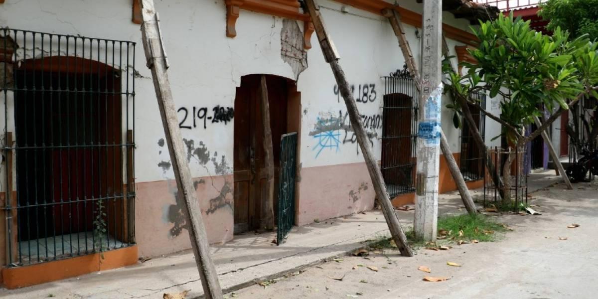 A dos años del 7S, falta reconstruir 73% de viviendas dañadas