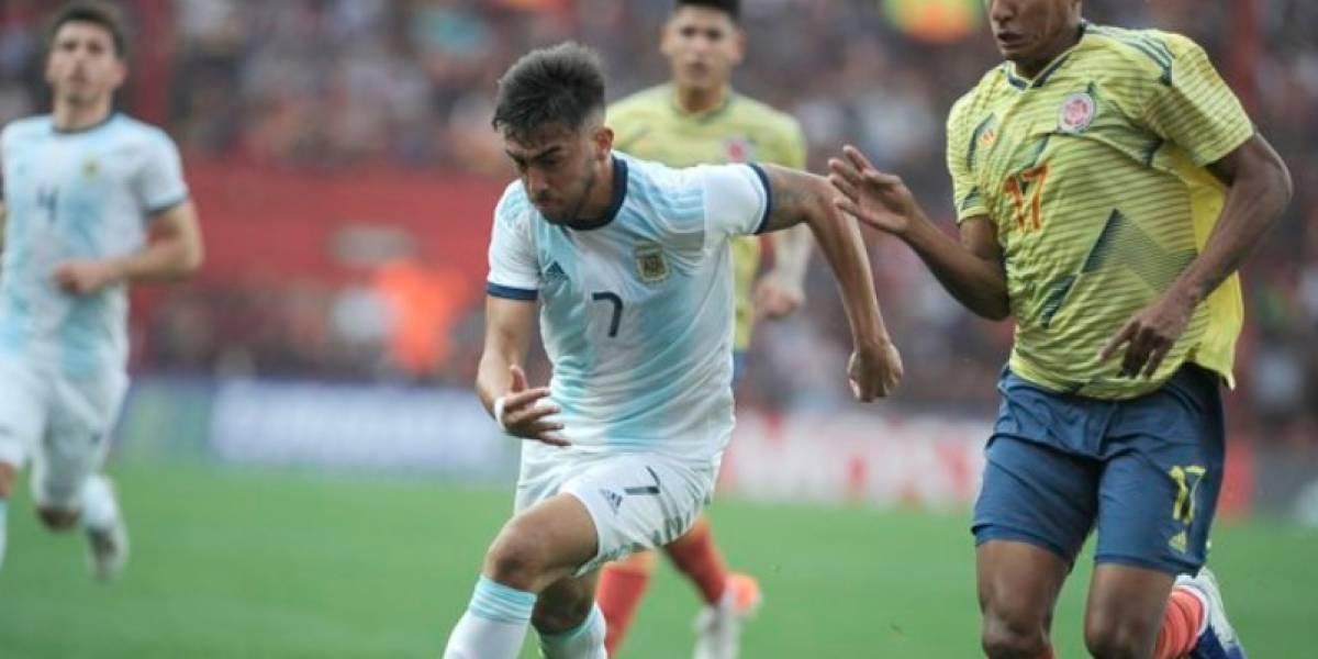 Deportivo: Argentina arrancó mal, pero se lo dio vuelta a Colombia