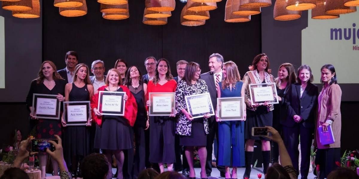 Mujer Impacta premia a siete mujeres forjadoras del cambio