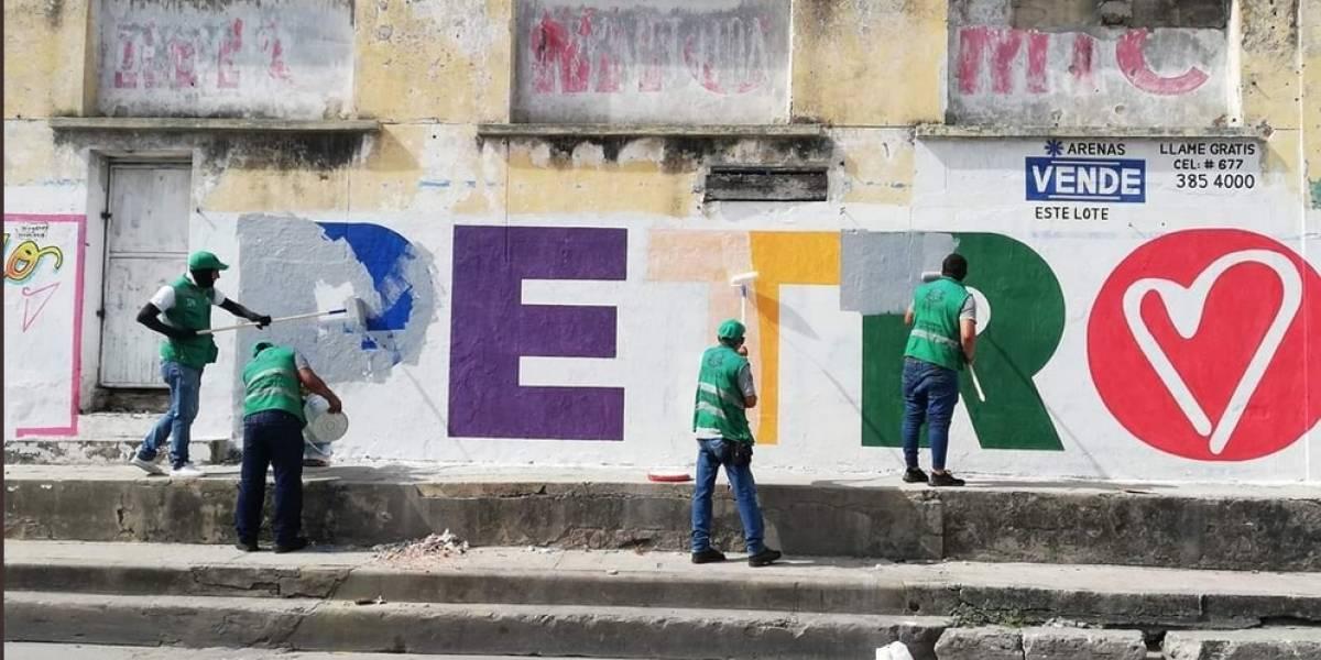 ¿Está la Alcaldía de Barranquilla frenando la publicidad de Nicolás Petro?