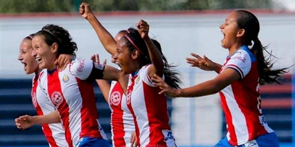 VIDEO: Chivas femenil marcó histórico gol con increíble finta