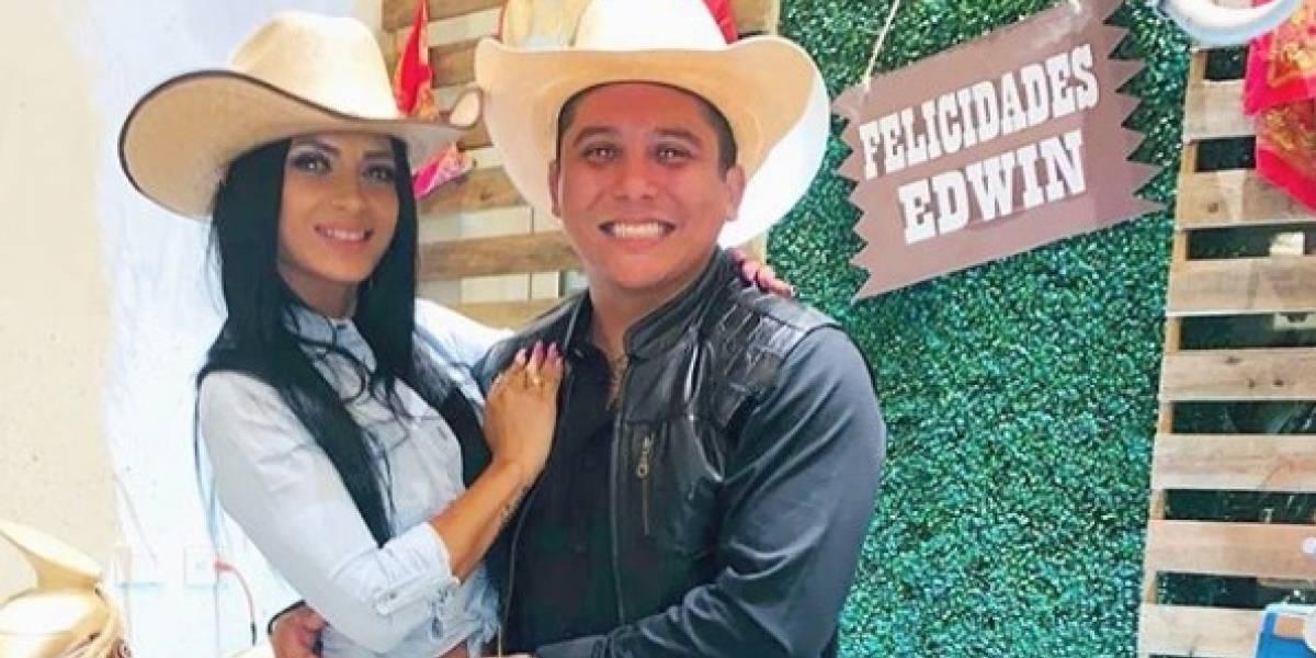 ¡Escándalo! Kim Flores admite infidelidad en cumpleaños de Edwin Luna