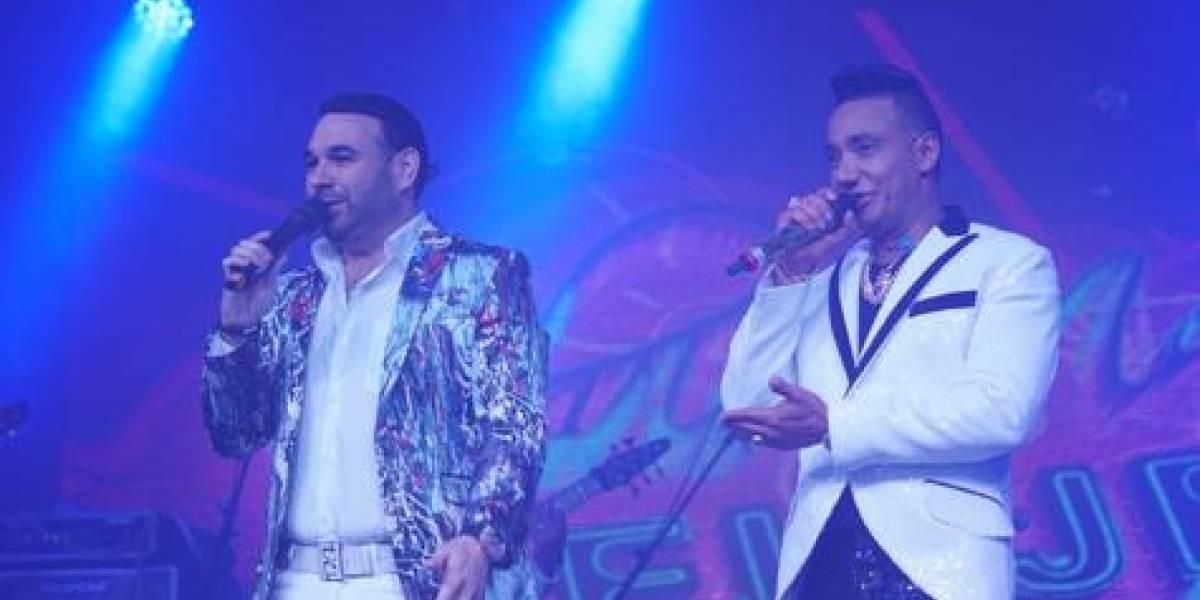 Elvis Martínez con una buena actuación en Hard Rock Live