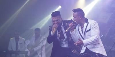 El Mayor y Elvis Martinez 2