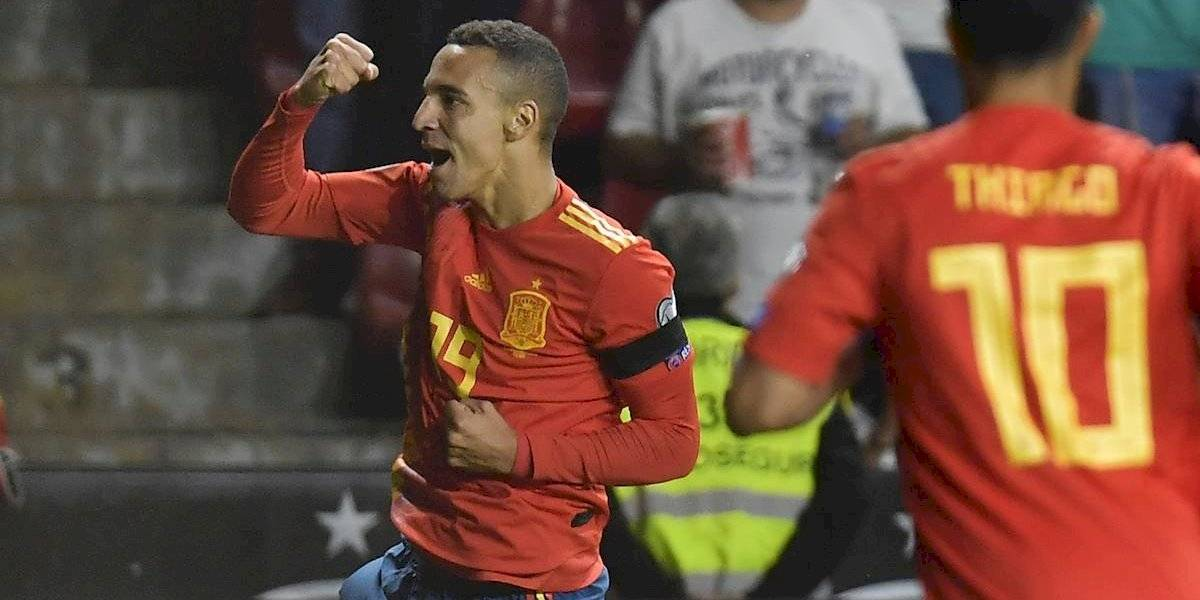 España e Italia se mantienen con paso firme en las eliminatorias rumbo a la Euro 2020