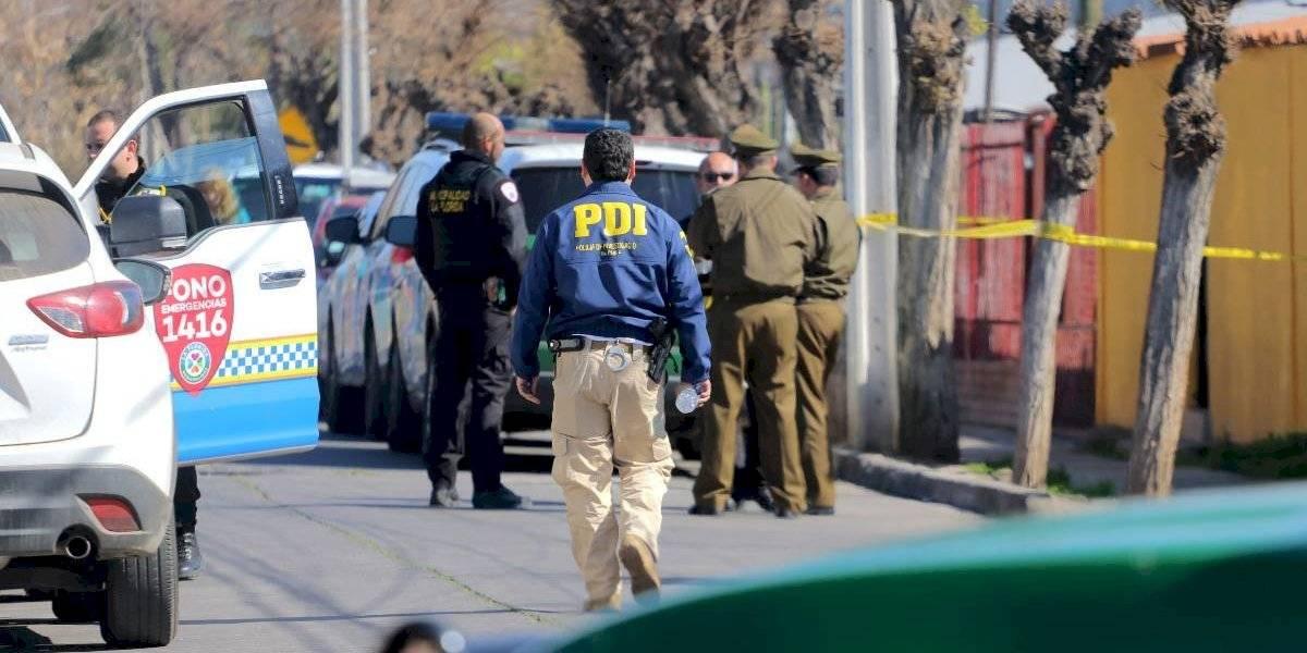 Prisión preventiva para femicida de Panguipulli: mató a su esposa de 64 puñaladas