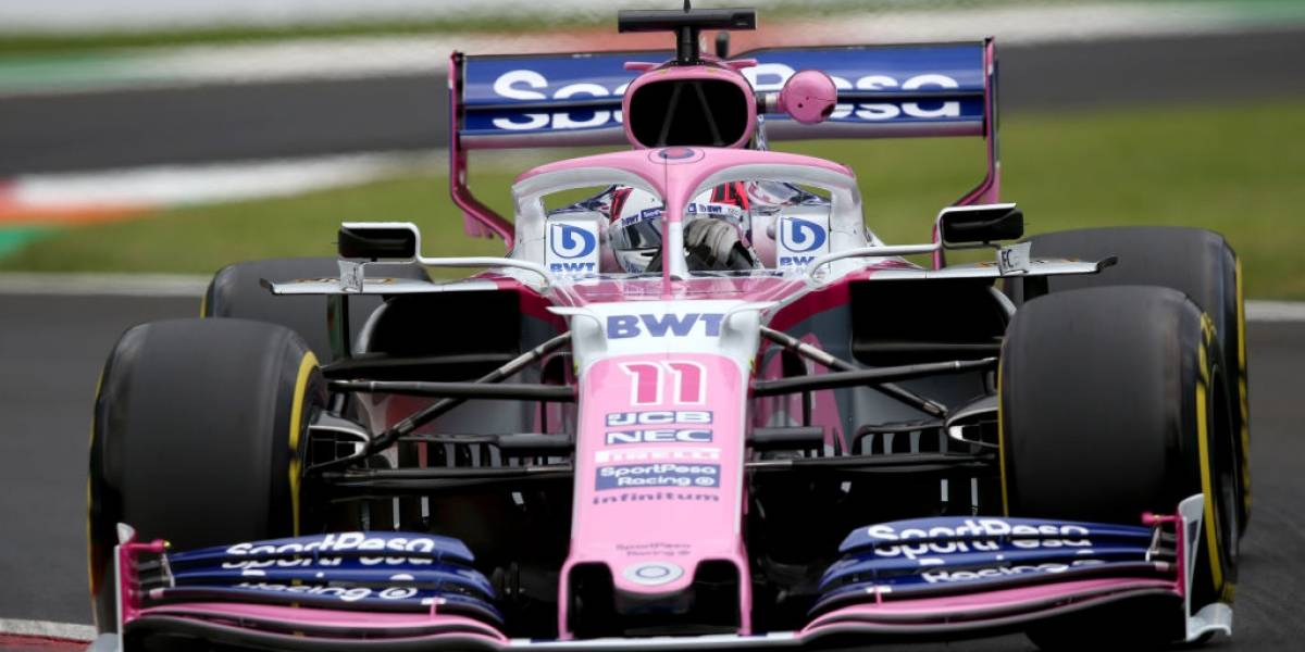 'Checo' Pérez va en busca de más puntos en la Fórmula 1