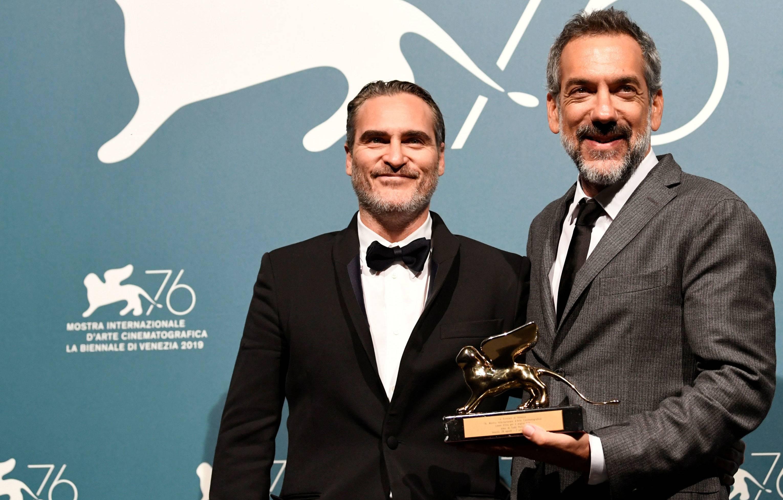 """Película """"Joker"""" recibe importante galardón en el Festival de Venecia"""