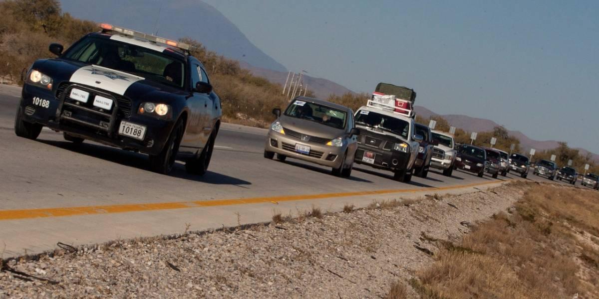 Denuncian robos en carreteras de Nuevo León