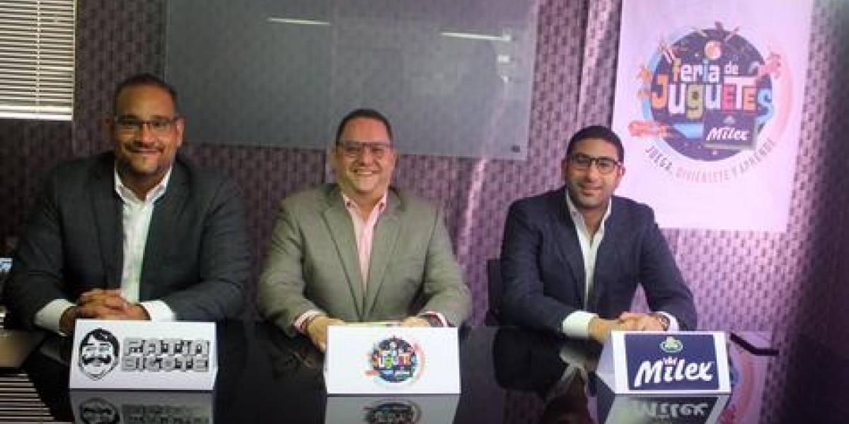 """Anuncian primera """"Feria de Juguetes en República Dominicana"""""""
