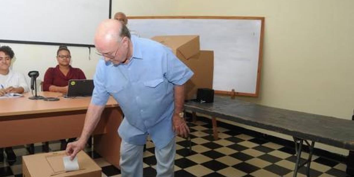 """Junta Central Electoral califica de """"impecable"""" proceso de voto simulado"""