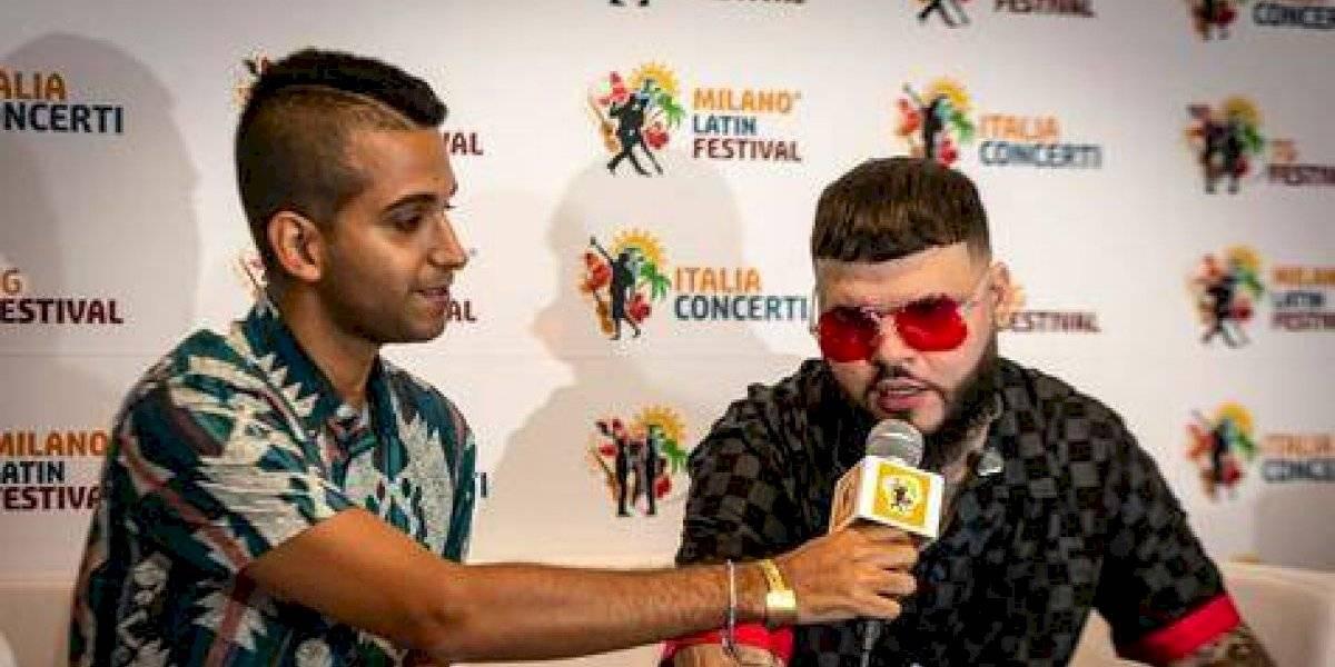 """El dominicano Manuele Feula entrevistrá a los artistas en el """"Milano Latin Festisval"""""""