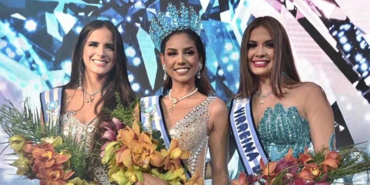 Guayaquil ya tiene a su reina, María de los Ángeles Suárez
