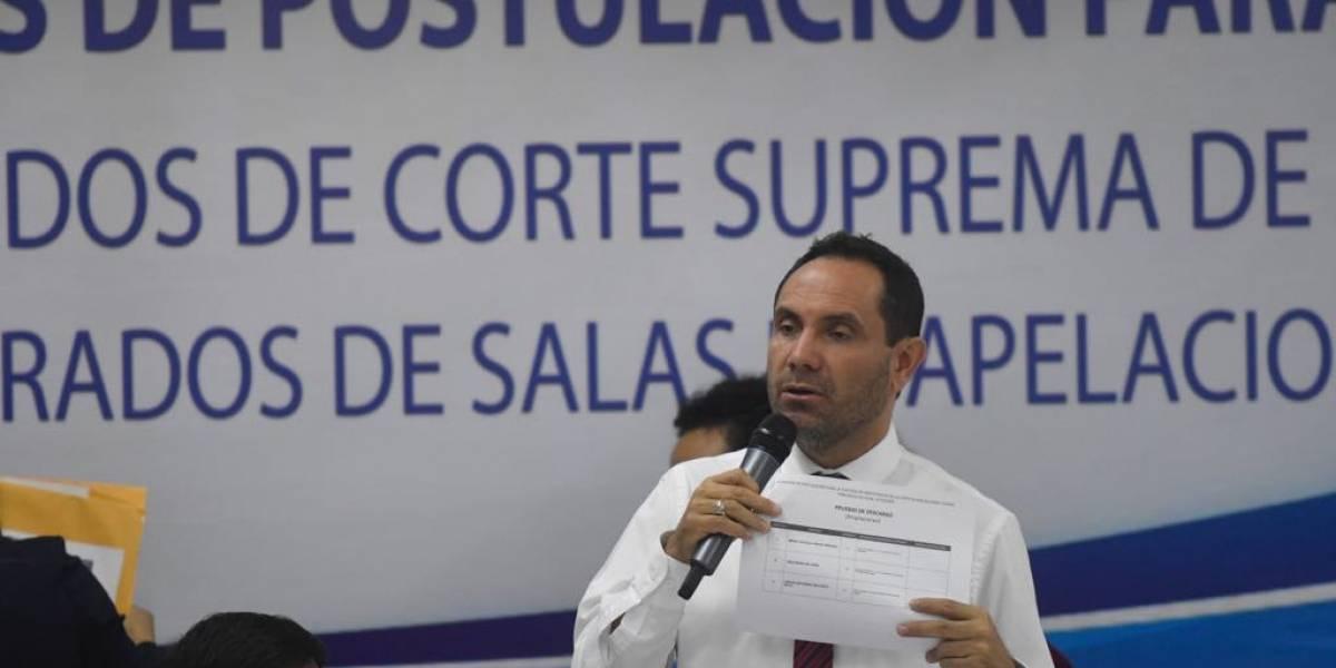 Paiz: Esperan contar con garantías para retomar trabajo de postuladora
