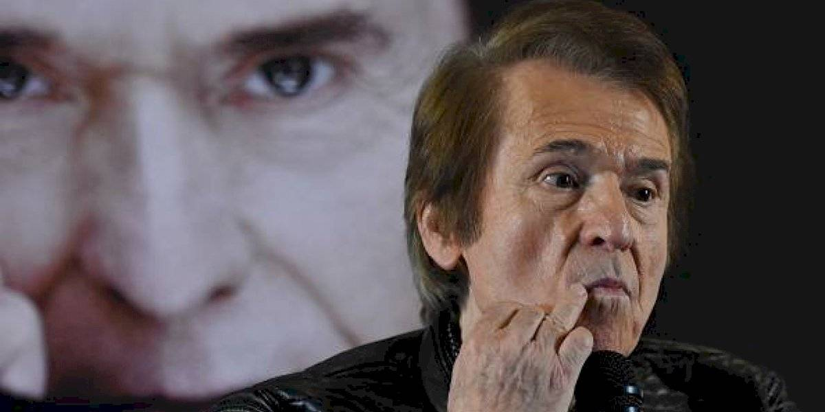 Raphael envió conmovedor mensaje tras fallecimiento de Camilo Sesto
