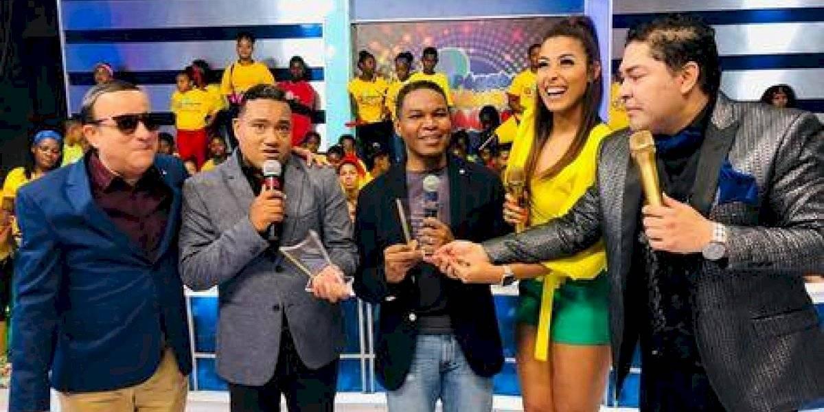 """Raymond y Miguel fueron reconocidos en el programa """"Pégate y gana con el Pachá"""""""