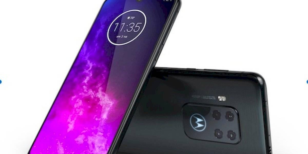 Motorola One Zoom llega para sorprender con 4 cámaras