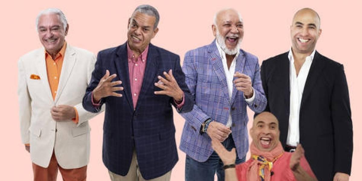 """Irving Alberti y Darisho invitados de """"Stand Viejos"""" este jueves 12 en Hard Rock Live de Blue Mall"""