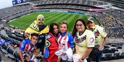 Chivas no pudo con un América juvenil: empató 0-0 en Chicago