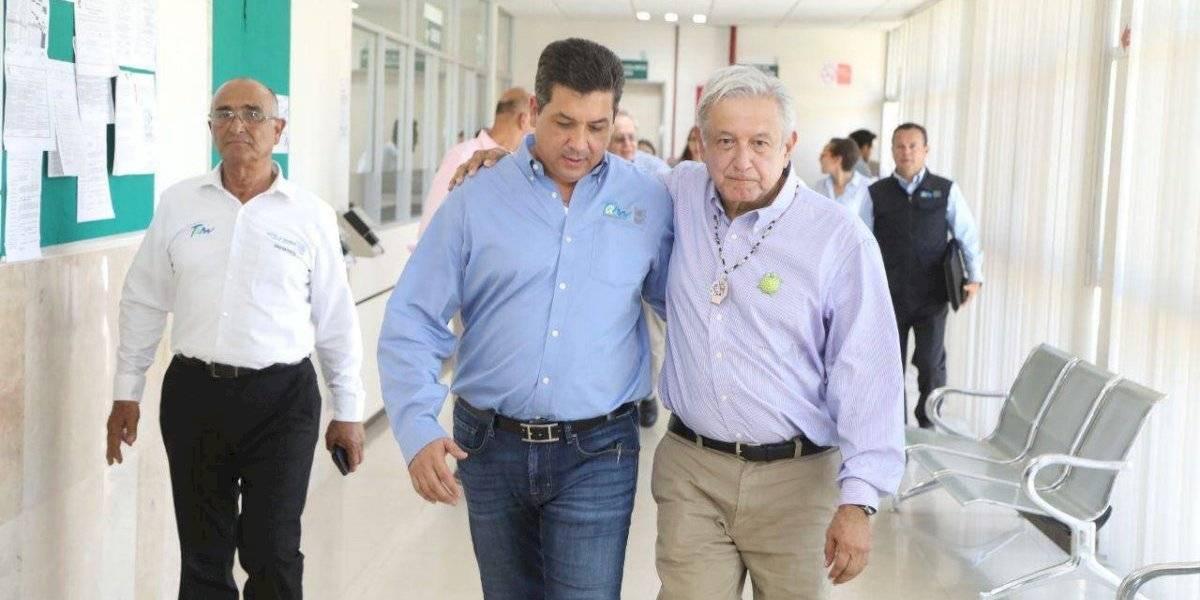 Reconoce AMLO avances de Tamaulipas en materia de seguridad