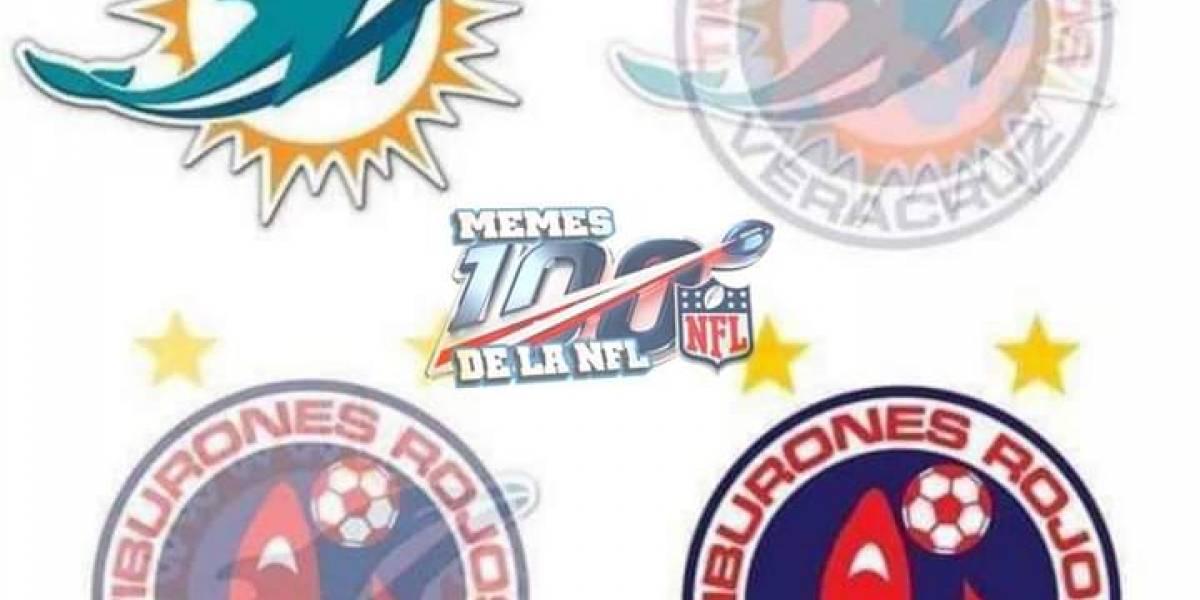 Los mejores memes de la Semana 1 de la NFL 100