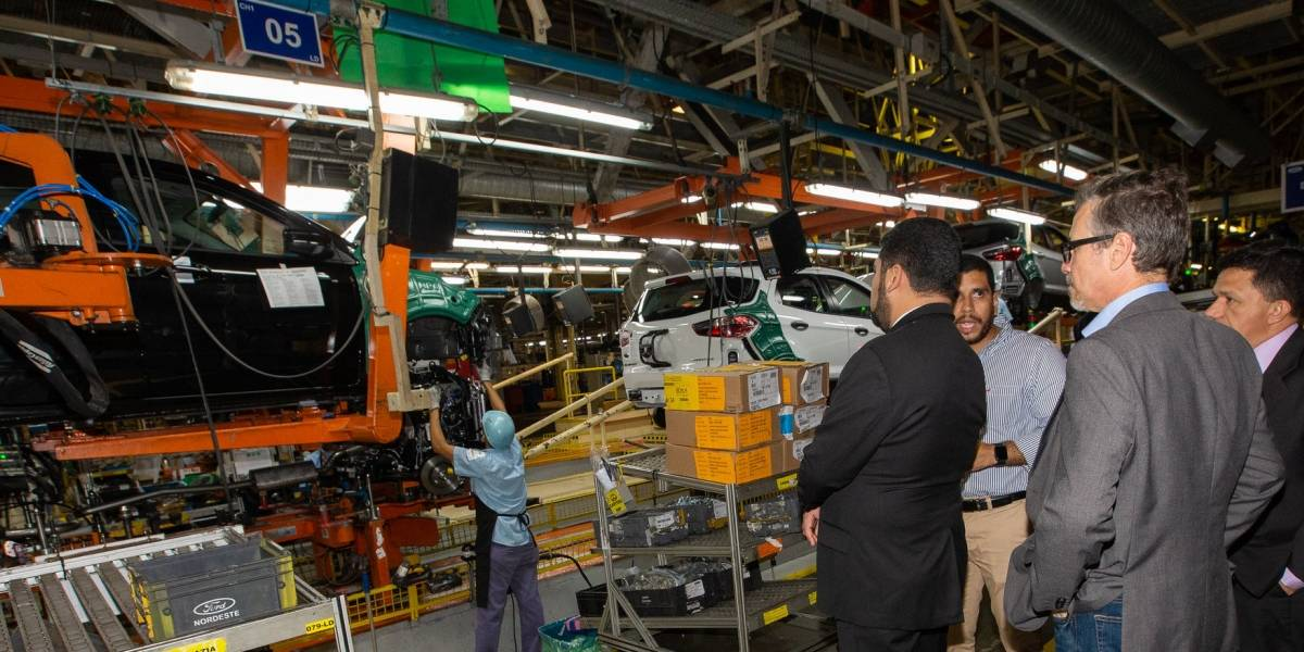 Expectativas para indústria brasileira despencam no governo Bolsonaro