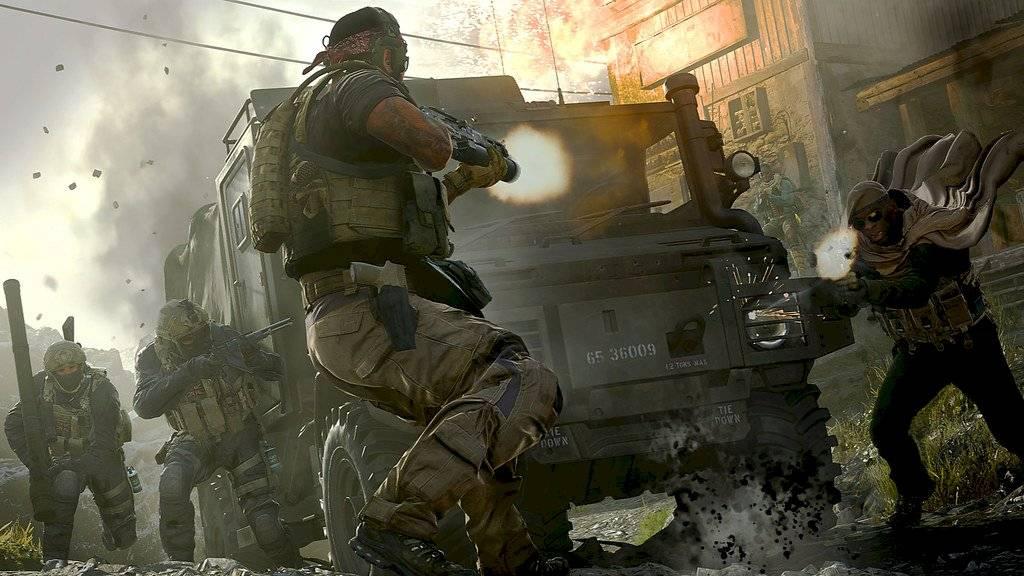 Call of Duty Modern Warfare - PlayStation 4