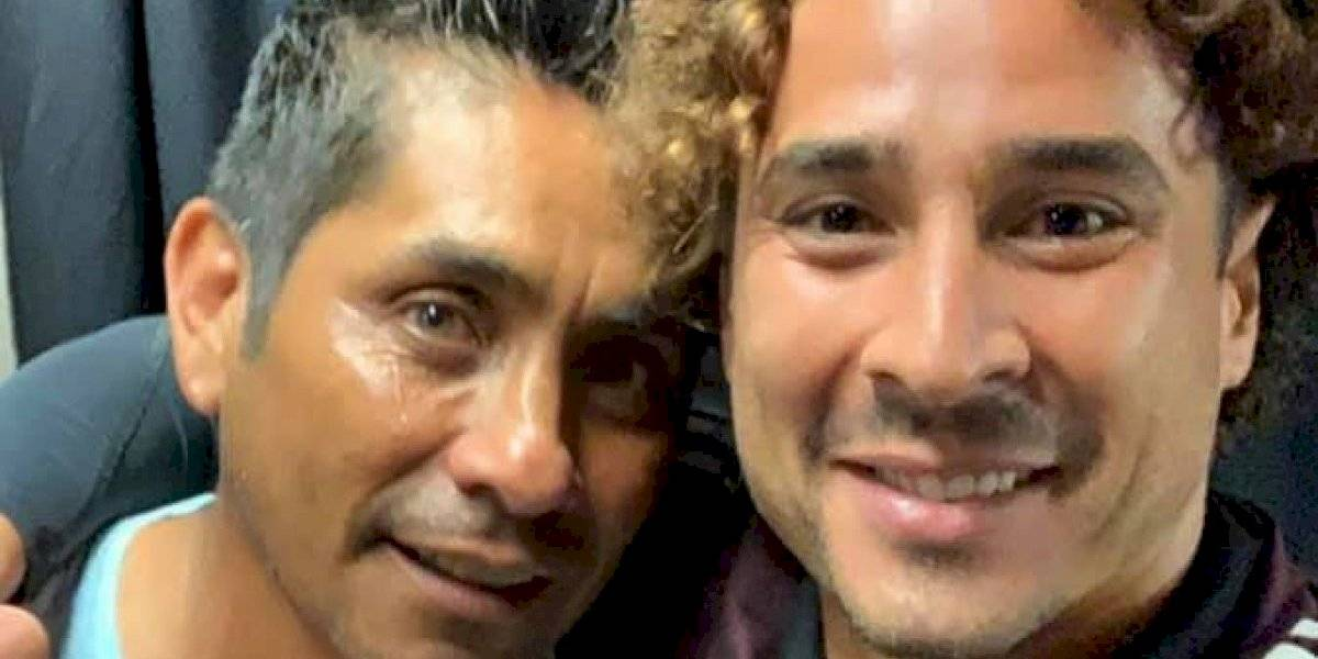 VIDEO: 'Ochoa es el superportero' Jorge Campos